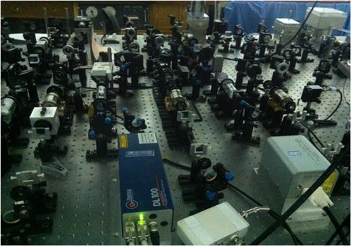 冷原子量子存储