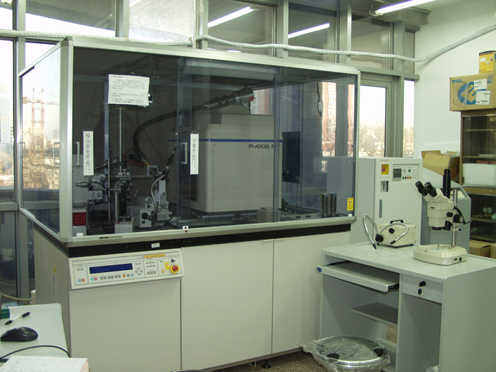 大分子单晶X射线衍射仪