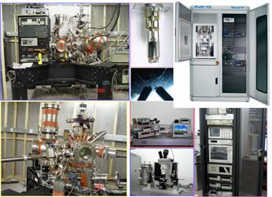 氧化物存储结构的制备与测量系统