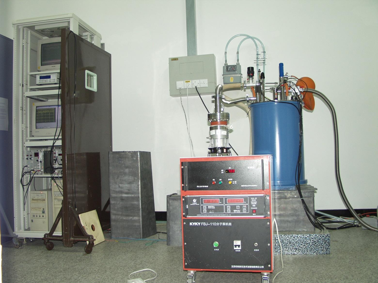 超精细相互作用研究设备