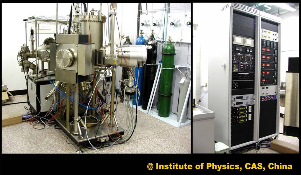 超高真空射频等离子辅助分子束外延生长系统RF MBE