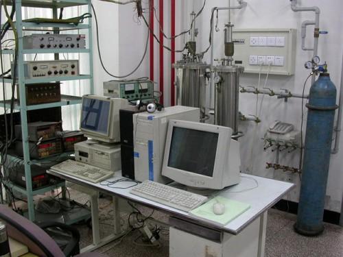 输运测量系统