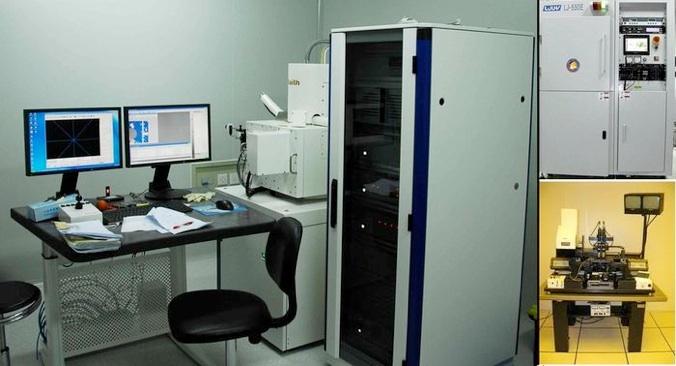 Raith E Line电子束光刻机及微纳加工设备