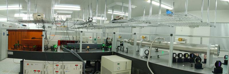 XL III Laser System